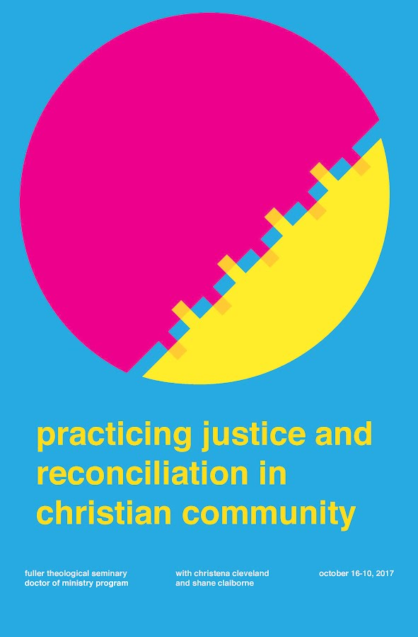 Practicing Justice and Reconciliation in Christian Community