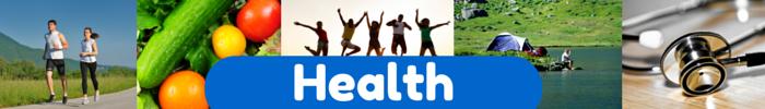 Health Course Banner