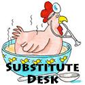 Substitute Desk