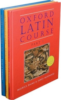 Vocabulary for Oxford Latin Course, Part 1