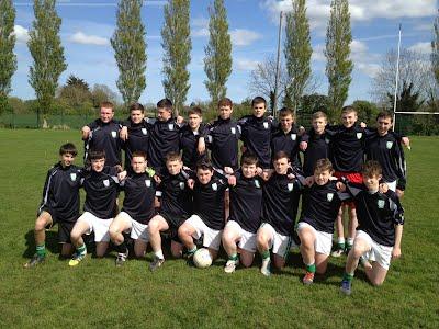 Confey GAA U16 2012