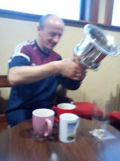 Dec Finn reclaims John Maher cup