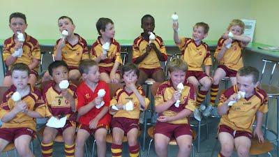 Victory Celebrations