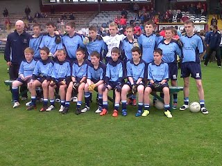 Tyrrellspass GAA Under 14 Div 4 Championship Runners Up 2013