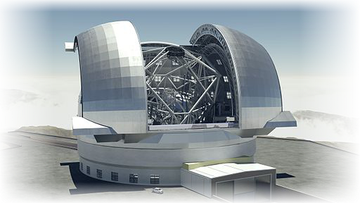 https://en.wikipedia.org/wiki/Extremely_Large_Telescope