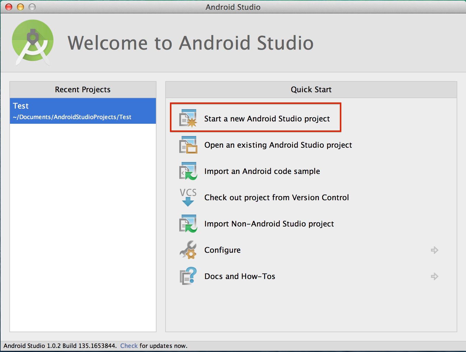 102 androidarduino fab docs for Google docs android studio