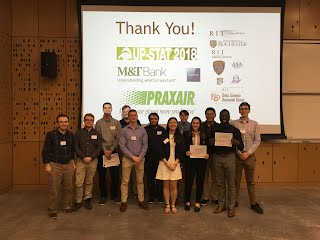 UPSTAT Conference is a regional conference of American Statistical Association (ASA) in Statistics and Data Science. Our students attend and present their capstone projects in Probability, Statistics, Machine Learning and Stochastic Modeling.