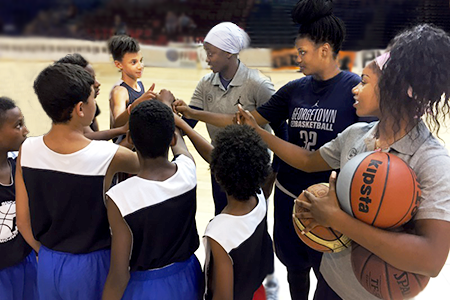 GU Women's Basketball