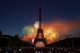 "La Tour Eiffel ""Bastille Day""  July 14"