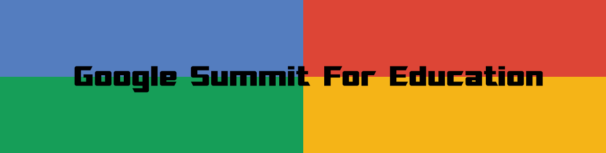 EdTech Google Summit