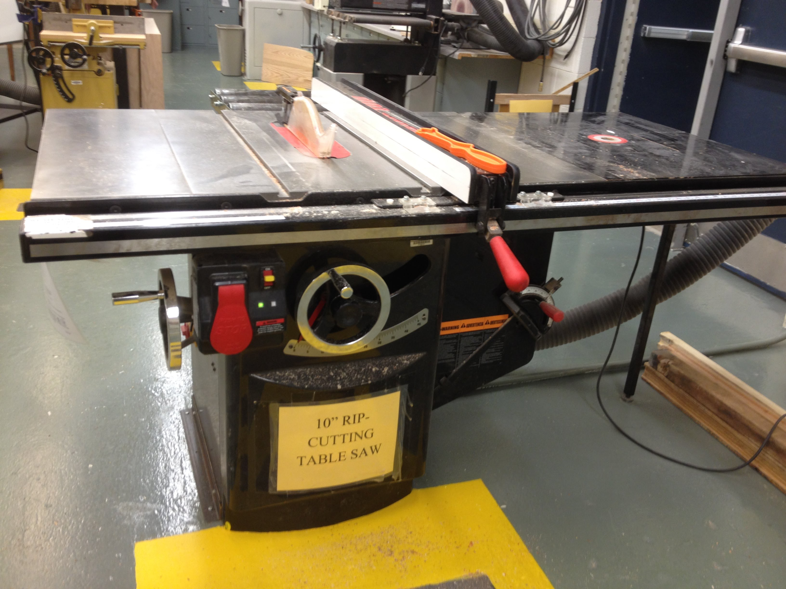Table Saw Safety Gbs Woodworking