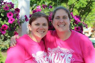 Ms. Sarah Williams (Gr. 2 -8) & Miss Erin Murphy (Pre-K-1)
