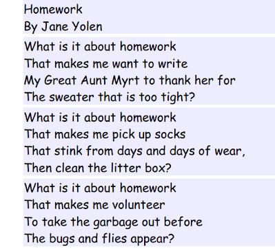 Homework jane yolen admission book college essay favorite