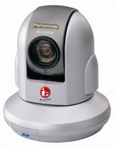 Bb on web camera