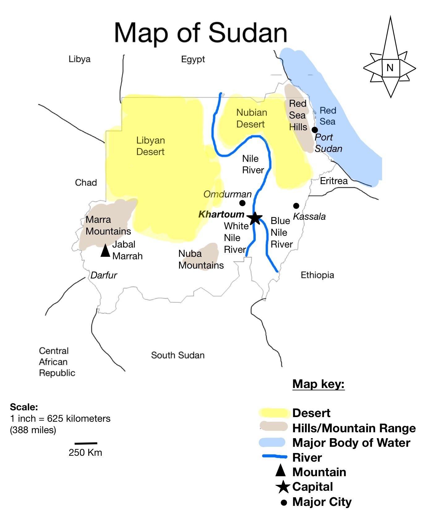Unit 1: Nature and Globalization   BKing Sudan