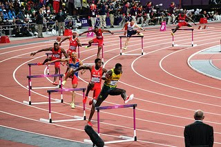 (photo by jewel samad/afp via getty images. 400m Hurdles The Break Down Of Olympic Sports