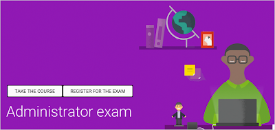 Certified Administrator exam-Google Apps