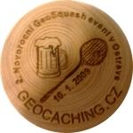 2. Novorocní GeoSquash event v Ostrave