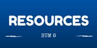 Humanities 8 Resources