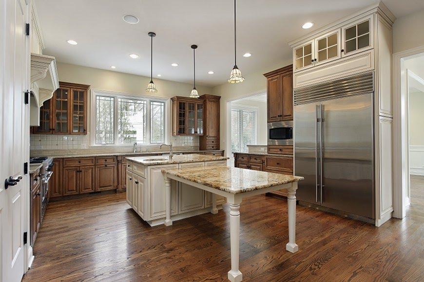 SERVICES - Granite M3R : Comptoir de cuisine en Granite Quartz Marbre
