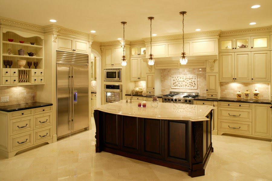 Granite M3R : Comptoir de cuisine en Granite Quartz Marbre