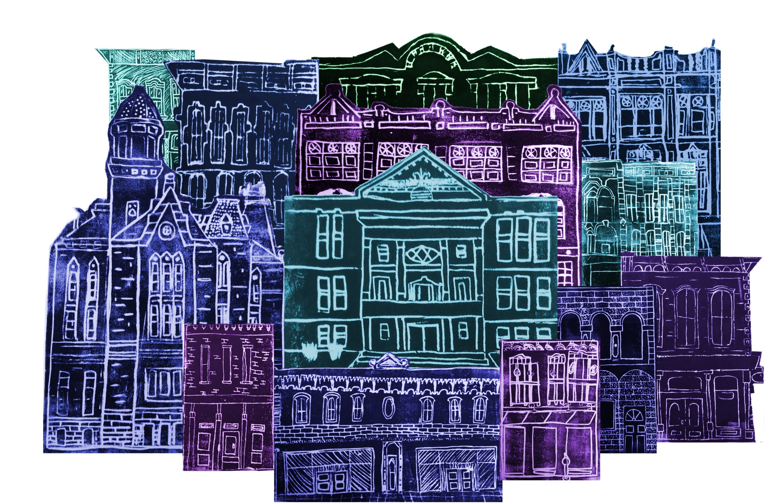Line Art Projects Middle School : Art gms news greencastle middle school
