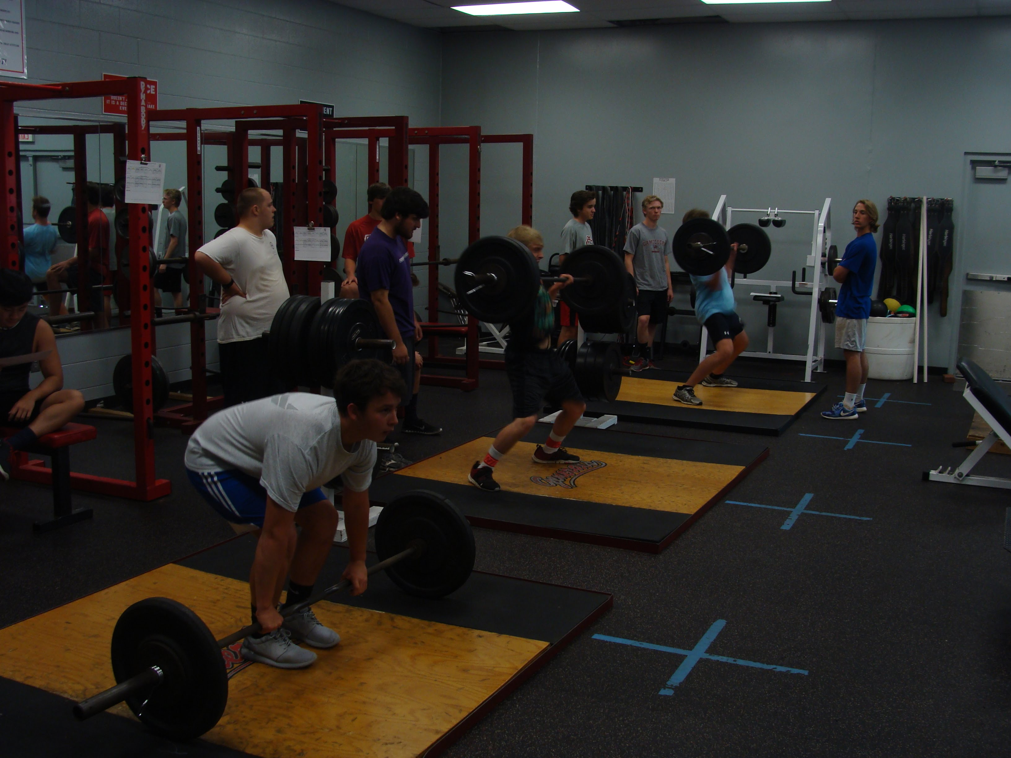 introduction to weight training