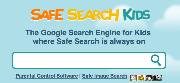 0241d12c62ecb Safe Search Kids (www.safesearchkids.com/) is a search engine that has  built in safety controls. The search results are automatically filtered.