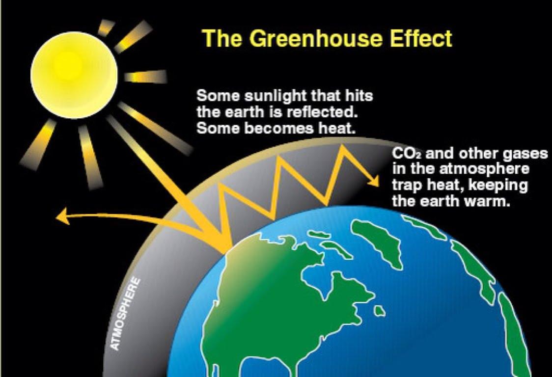 Greenhouse effect nurturing the myriad greens ccuart Images