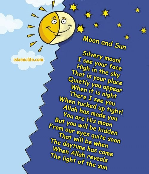 astronomy poems that rhyme - photo #30