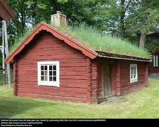 Sweden Gvc - Traditional swedish homes