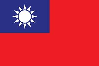 Rebuplic of China Flag
