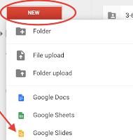 Google Slides - ETEC 533 GAFE Tutorial