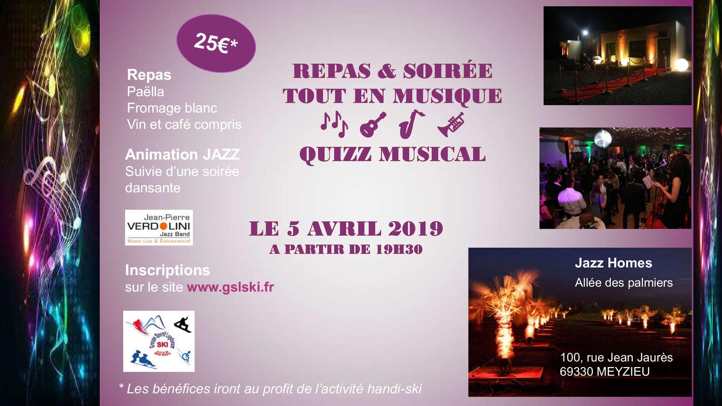 Repas Concert 2019