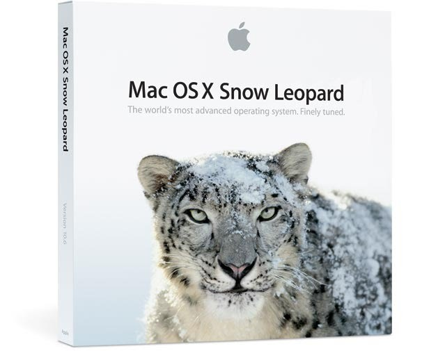 Apple Mac OS X 10.6 (Snow Leopard)