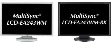 NEC MultiSync LCD-EA243WM