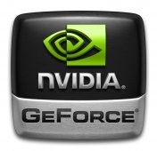 Nvidia Logo Geforce solide aout 2006