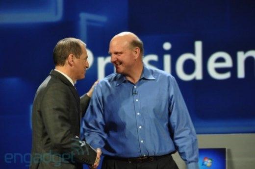 CES 2012 Microsoft Keynote