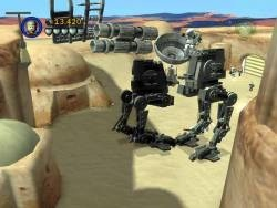 LEGO Star Wars II screen 2
