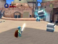 LEGO Star Wars II screen