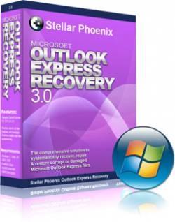 Stellar Phoenix Outlook Express Recovery logo