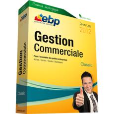 EBP Gestion commerciale classic 2012 boite