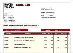 EBP Gestion commerciale classic 2012 screen 1