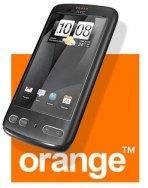 Orange Smartphone