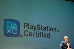 Sony PS certif