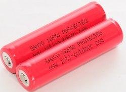Sanyo Batterie 16650