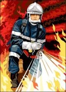 pompier-feu