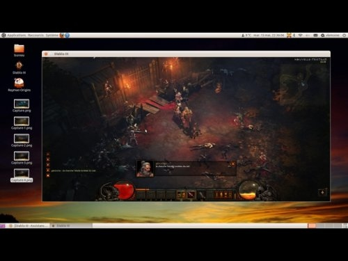 diablo-linux-gameplay