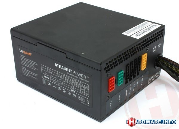 Be Quiet Straight Power E8 CM 580W