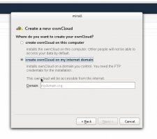opensuse_12.1_Creating_a_new_ownCloud